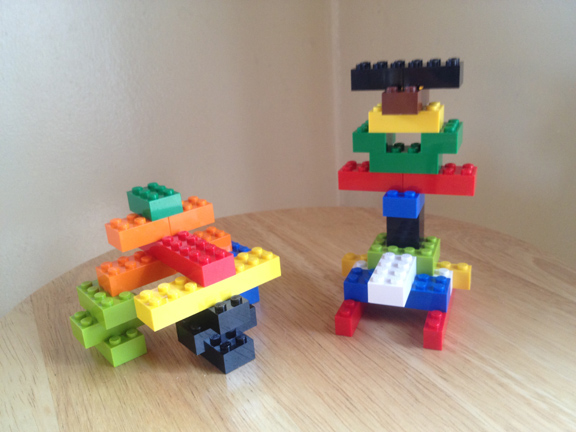 What these Awful Lego Sculptures Teach Us About Writing